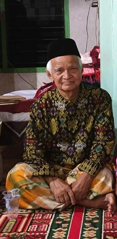 Jama'ah Syathariah Kuantan Singingi Berduka, Buya Tuanku Copek Muhammad Fahmi Salah Ulama Besar Meninggal Dunia