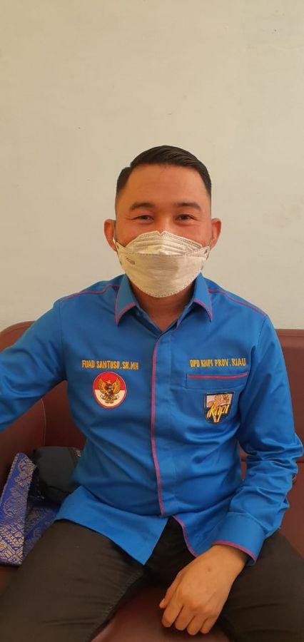 Ketua DPD KNPI Provinsi Riau Nilai Rusli Ahmad Sosok Tepat Pimpin FKUB