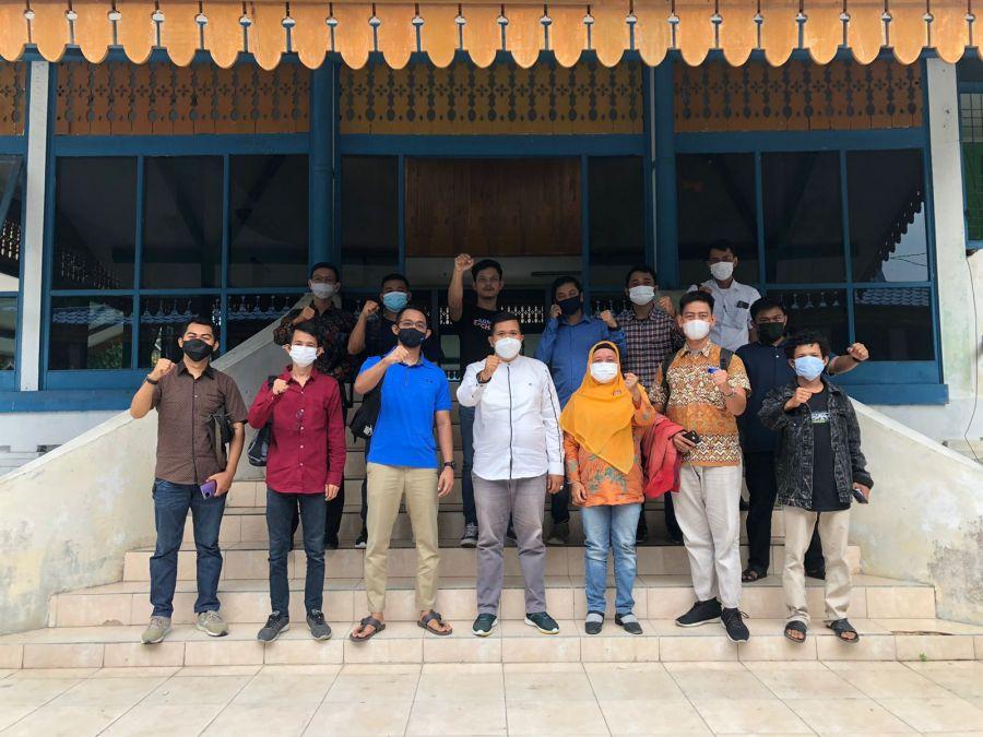 Persiapan Pelantikan Hampir Rampung, DPD KNPI Riau Akan Hadirkan KPK RI