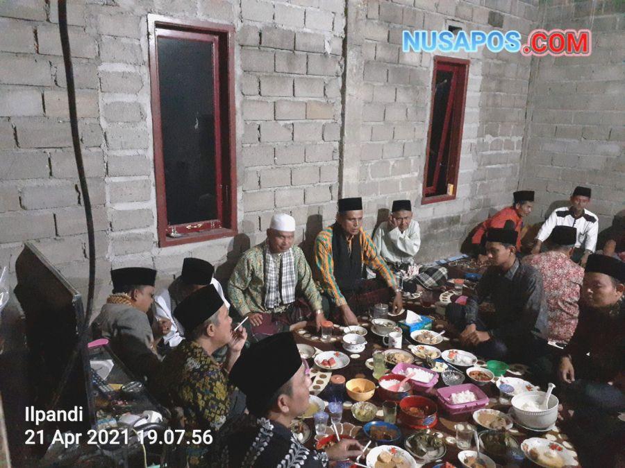 Ratusan Jama'ah Syattariyah Hadiri Dalam Acara Buka Bersama Dan Silaturrahmi