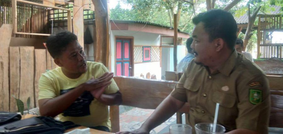 Warga Pinggir Sambut Baik Adanya UP Samsat