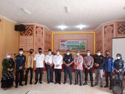 1 Bulan Pasca Giat Pijar Melayu, Bem Polbeng dan Kades se Bantan Bahas Pulau Terluar, Jokowi Kunjungi Bengkalis
