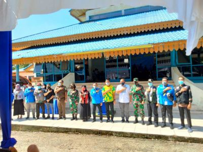 Dihadiri Forkopimda, DPD KNPI Riau Sukses Gelar Vaksin 1 Jilid II Untuk Masyarakat Riau