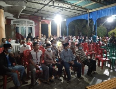 Gelar Reses Masa Sidang II Tahun 2021, Anggota DPRD Kuansing Gamal Harsum Jemput Aspirasi Berjuang Demi Masyarakat