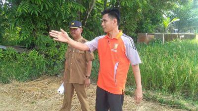 Inilah Sosok Apriandi, Kepala Desa Jiwa Sosial Yang Sangat Tinggi