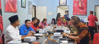 Ketua KNPI RIAU Fuad Santoso Hadiri Undangan Buka Puasa dari PDIP Kota Pekanbaru