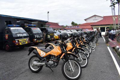 Polda Riau Siap Gelar Pengamanan PSU Di Inhu Dan Rohul