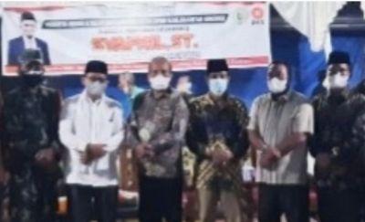 Syafril Jemput Aspirasi Masyarakat Desa Banjar Kari