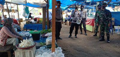 Tingkatkan Sinergisitas TNI Polri, Polres Kuansing Laksanakan Patroli Bersama